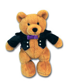 Music for Little Mozarts: Plush Toy -- Beethoven Bear