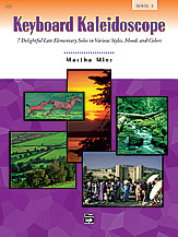 Keyboard Kaleidoscope, Book 1