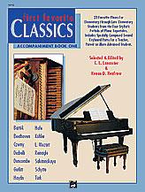 First Favorite Classics: Accompaniment, Book 1