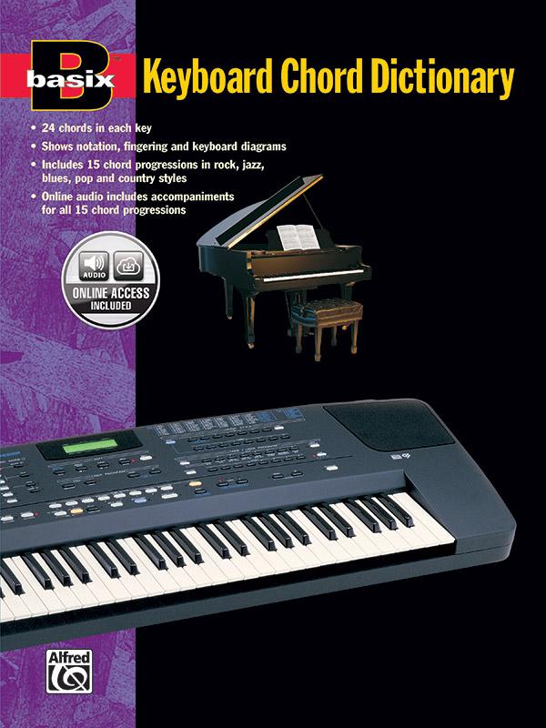 Basix : Keyboard Chord Dictionary