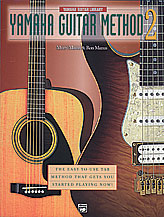 Yamaha Guitar Method, Book 2