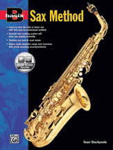 Basix : Sax Method (Alto or Tenor)