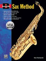 Basix : Sax Method (Alto or Tenor)