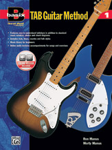 Basix : TAB Guitar Method 1