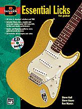 Basix : Essential Licks for Guitar