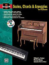 Basix : Scales, Chords & Arpeggios for Keyboard