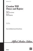 Creation Will Dance and Rejoice! : SAB : David Angerman : David Angerman : Sheet Music : 00-16137 : 038081143569