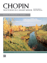 Chopin: Nocturne in C-sharp Minor (Posthumous)