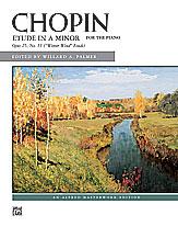 Chopin: Etude in A Minor, Opus 25, No. 11
