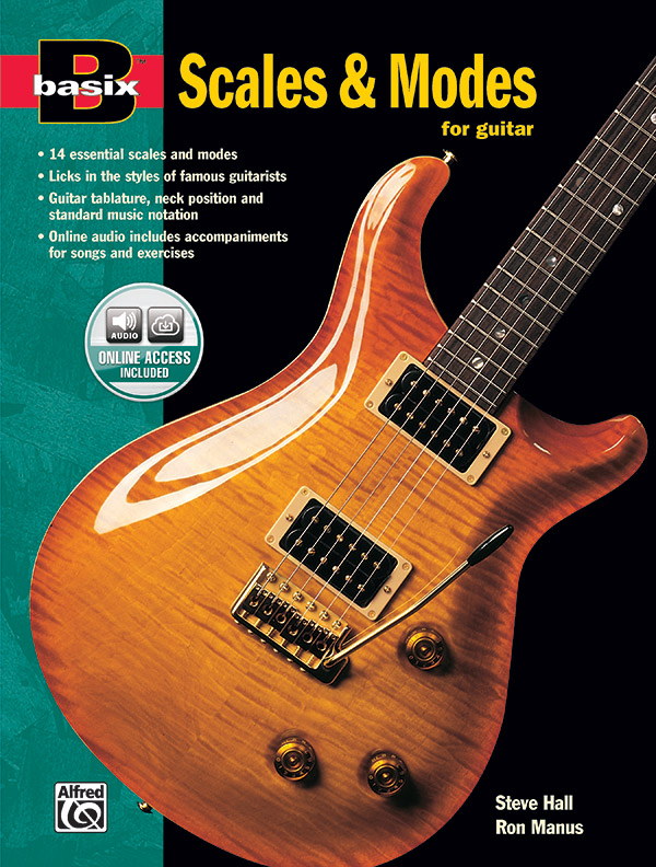Basix : Scales and Modes for Guitar