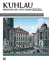 Kuhlau: Sonatina No. 1 in C Major, Opus 55