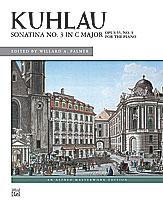 Kuhlau: Sonatina No. 3 in C Major, Opus 55