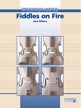 Fiddles on Fire: 1st Violin
