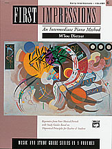 First Impressions: Music and Study Guides, Volume C