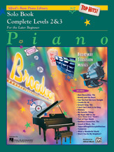 Alfred's Basic Piano Library: Top Hits! Solo Book Complete 2 & 3