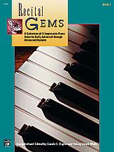 Recital Gems, Book 2