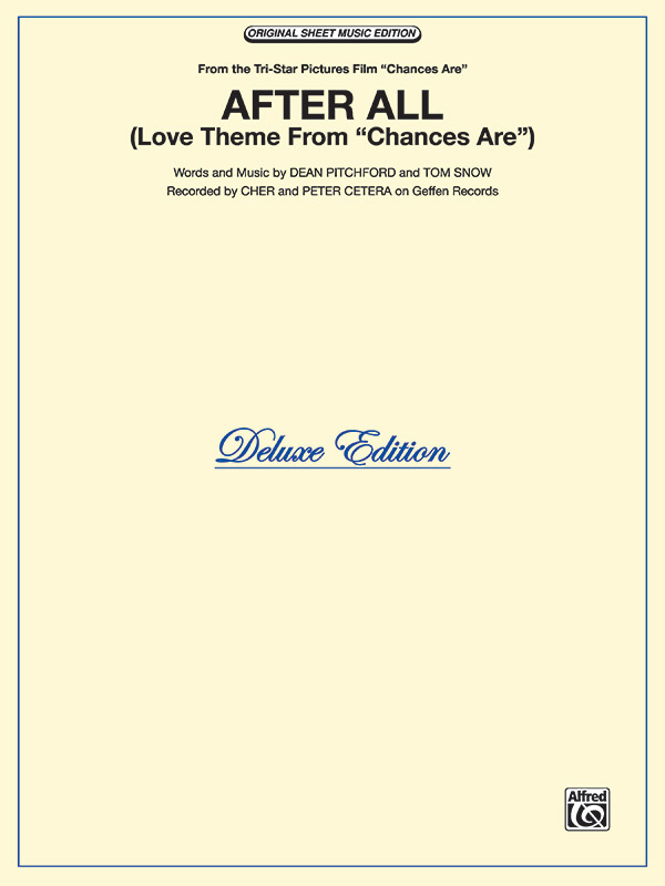 After All (from <I>Chances Are</I>)