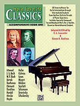 More Favorite Classics: Accompaniment, Book 1