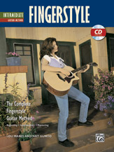 The Complete Fingerstyle Guitar Method: Intermediate Fingerstyle Guitar