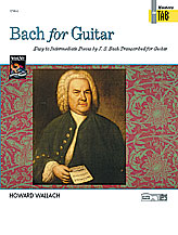 Bach for Guitar: Masters in TAB
