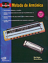 Basix : Harmonica Method (Spanish Edition)
