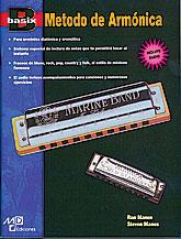 Basix : Harmonica Method (Spanish Edition)