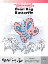 Bean Bag Butterfly