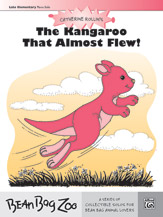 The Kangaroo That Almost Flew!