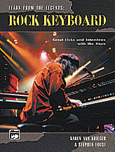Learn from the Legends: Rock Keyboard
