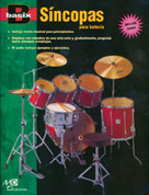Basix : Syncopation for Drums (Spanish Edition)