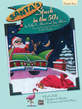Sally K. Albrecht and Jay Althouse : Santa's Stuck in the 50's : CD : 038081173719  : 00-18731