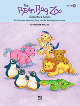 The Bean Bag Zoo Collector's Series, Book 2