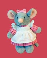 Music for Little Mozarts: Plush Toy -- Nannerl Mouse