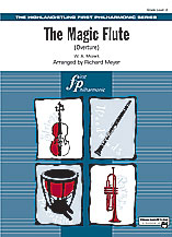 The Magic Flute (Overture): B-flat Bass Clarinet