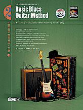 Basic Blues Guitar Method, Book 2