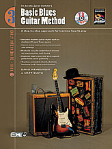 Basic Blues Guitar Method, Book 3