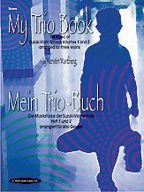 My Trio Book (Mein Trio-Buch) (Suzuki Violin Volumes 1-2 arranged for three violins)