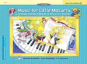 Music for Little Mozarts: Music Recital Book 3