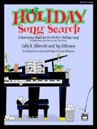 Sally K. Albrecht and Jay Althouse : Holiday Song Search : CD : 038081186535  : 00-20089