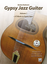 Gypsy Jazz Guitar, Volume 1