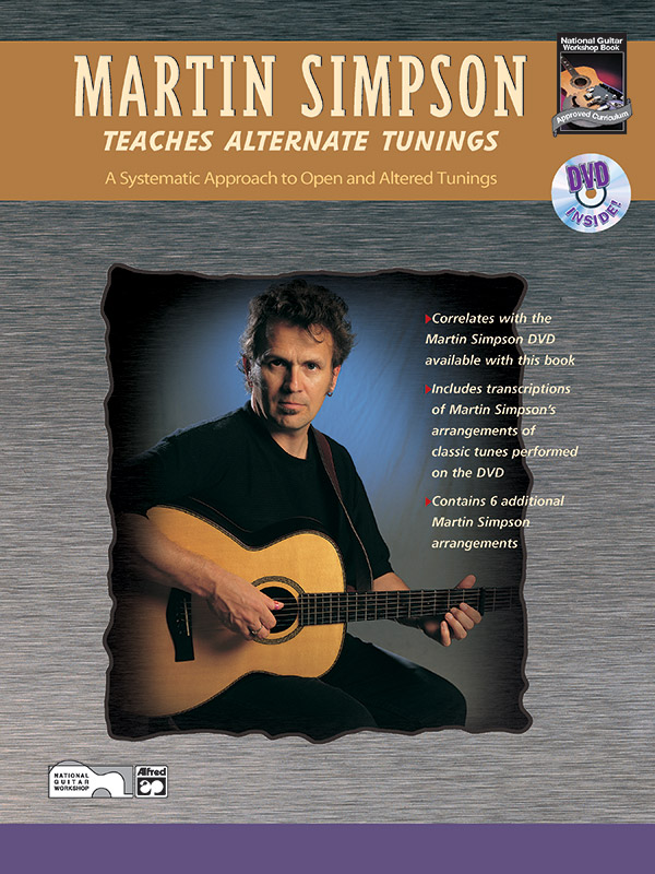 Martin Simpson Teaches Alternate Tunings