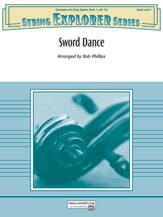 Sword Dance: 3rd Violin (Viola [TC])
