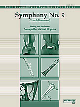 Symphony No. 9 (Fourth Movement): 2nd Flute