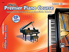 Premier Piano Course, Lesson 1A