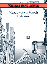 Meadowlawn March: B-flat Bass Clarinet