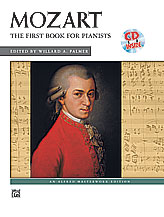 Mozart: First Book for Pianists
