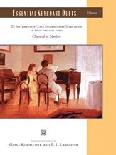 Essential Keyboard Duets, Volume 2