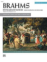 Brahms: Hungarian Dances, Volume 2