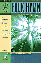 Anna Laura Page and Jean Anne Shafferman : Folk Hymn Sing-Along Songbook : Songbook :  : 038081198200  : 00-20914