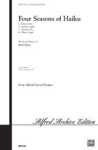 Four Seasons of Haiku : 2-Part : 0 : Sheet Music : 00-21181 : 038081201023